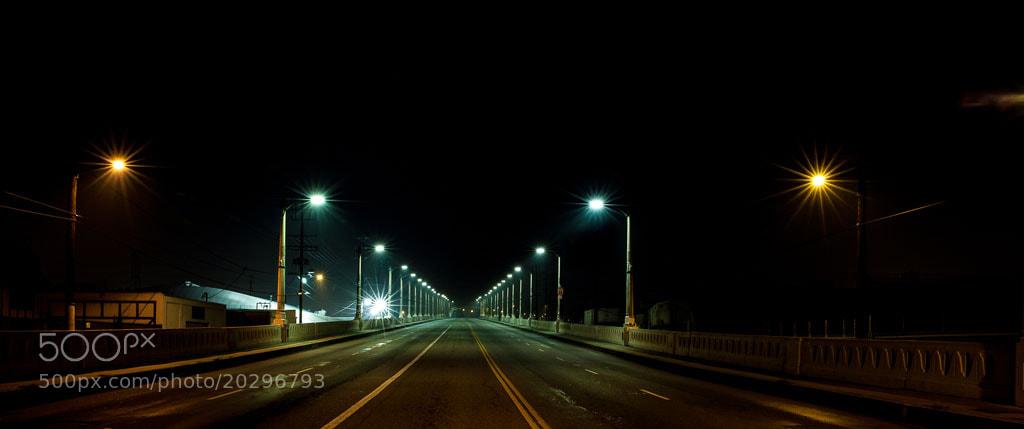 Photograph Bridge by Jason Moskowitz on 500px