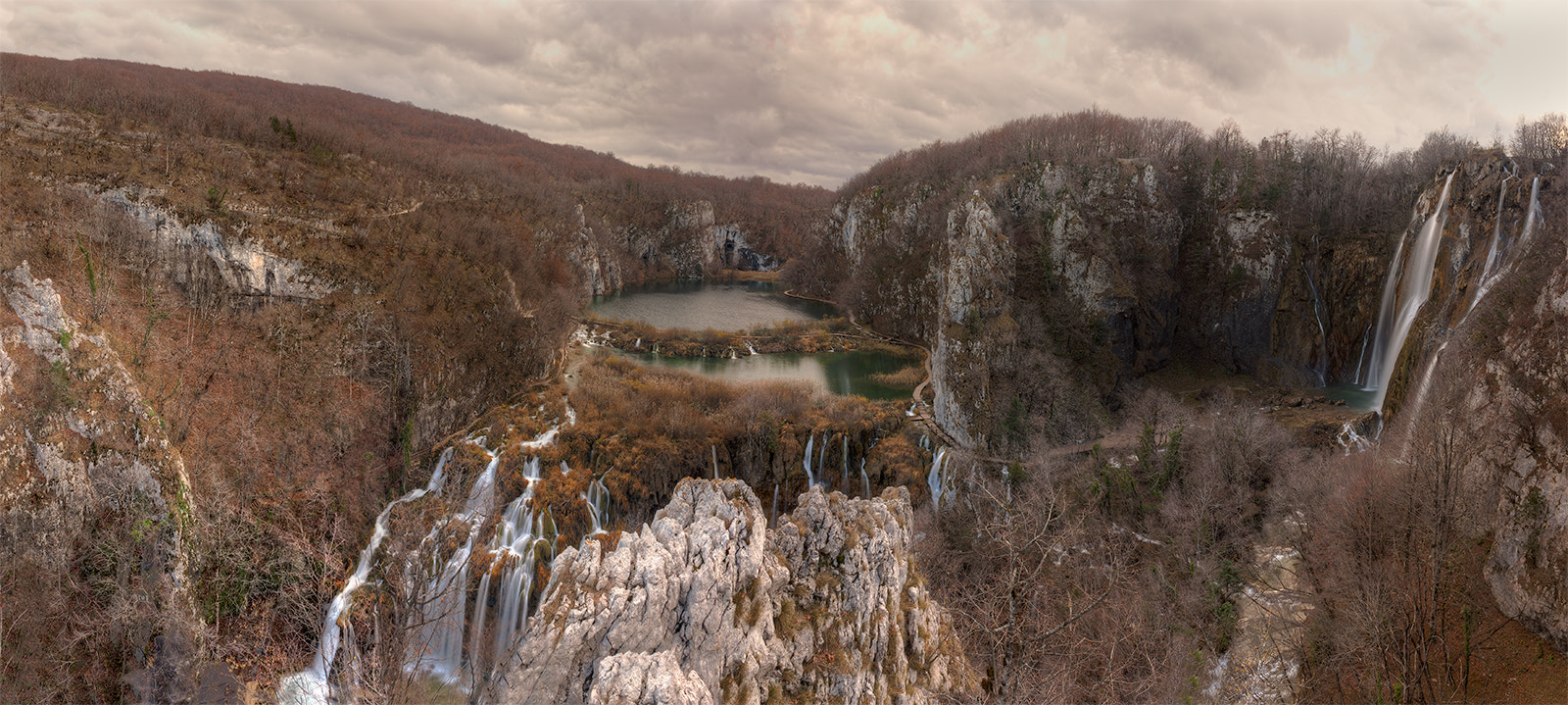 Photograph Plitvice lakes canyon by Tomislav Gašparović on 500px