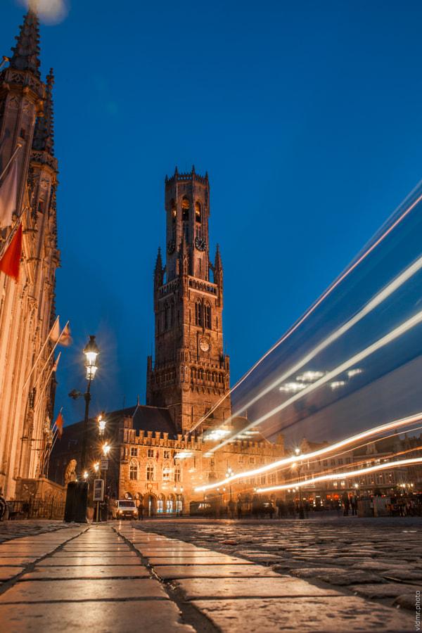 Belfry of Brugge
