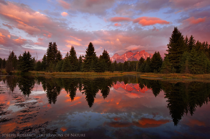 Photograph Schwabacher Mirror by Joseph Rossbach on 500px