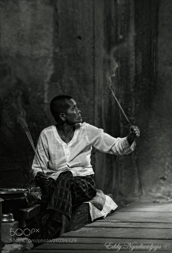 Photograph Offering... by Eddy Ngadiwidjaya on 500px