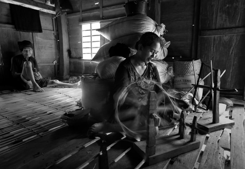 Photograph Life Kajang Tribe by Alamsyah Rauf on 500px