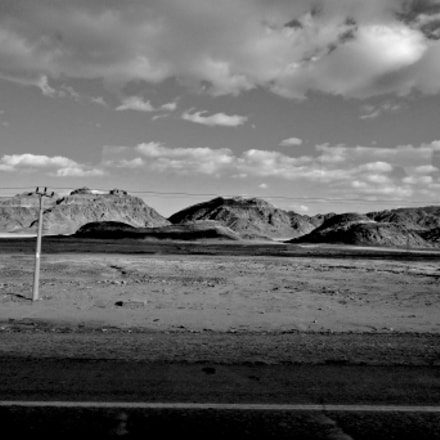 Bus journey - Aqaba, Sony DSC-T99