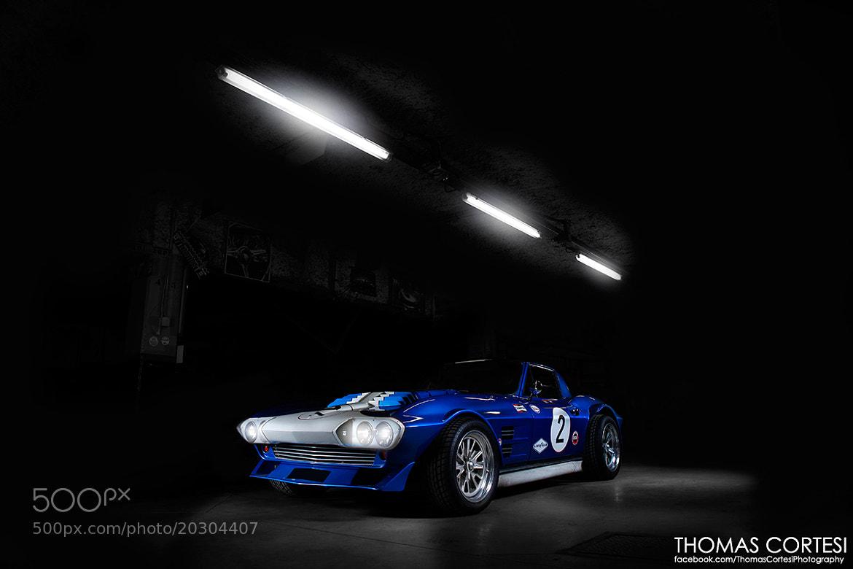 Photograph Corvette Grand Sport by Thomas Cortesi on 500px