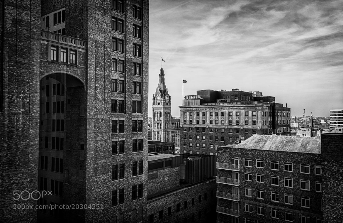 Photograph Viewing City Hall by Vallen Gillett on 500px