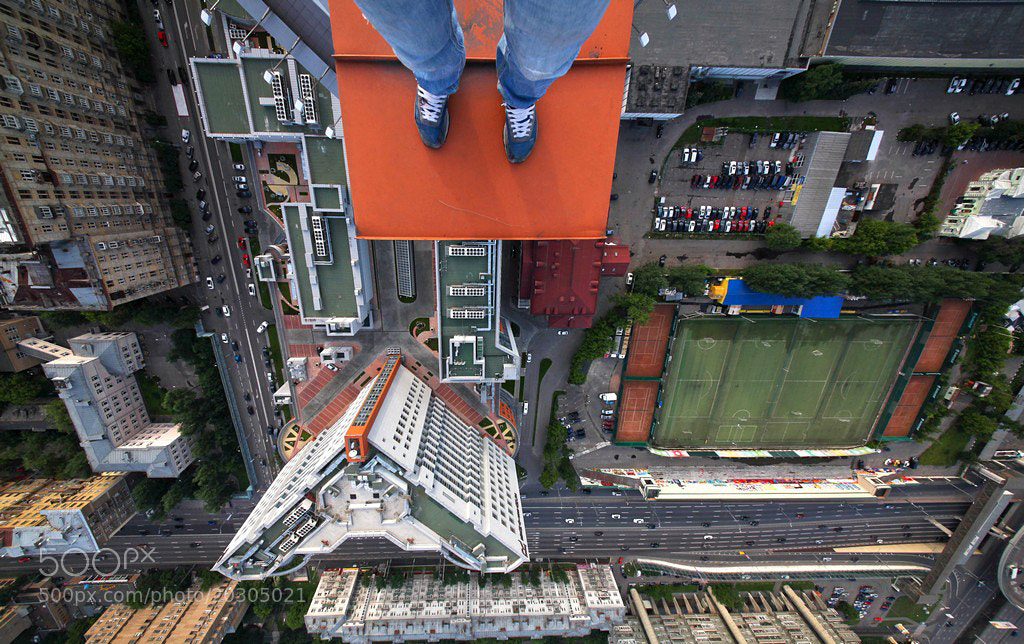 Photograph on the edge by Alexander Remnev on 500px