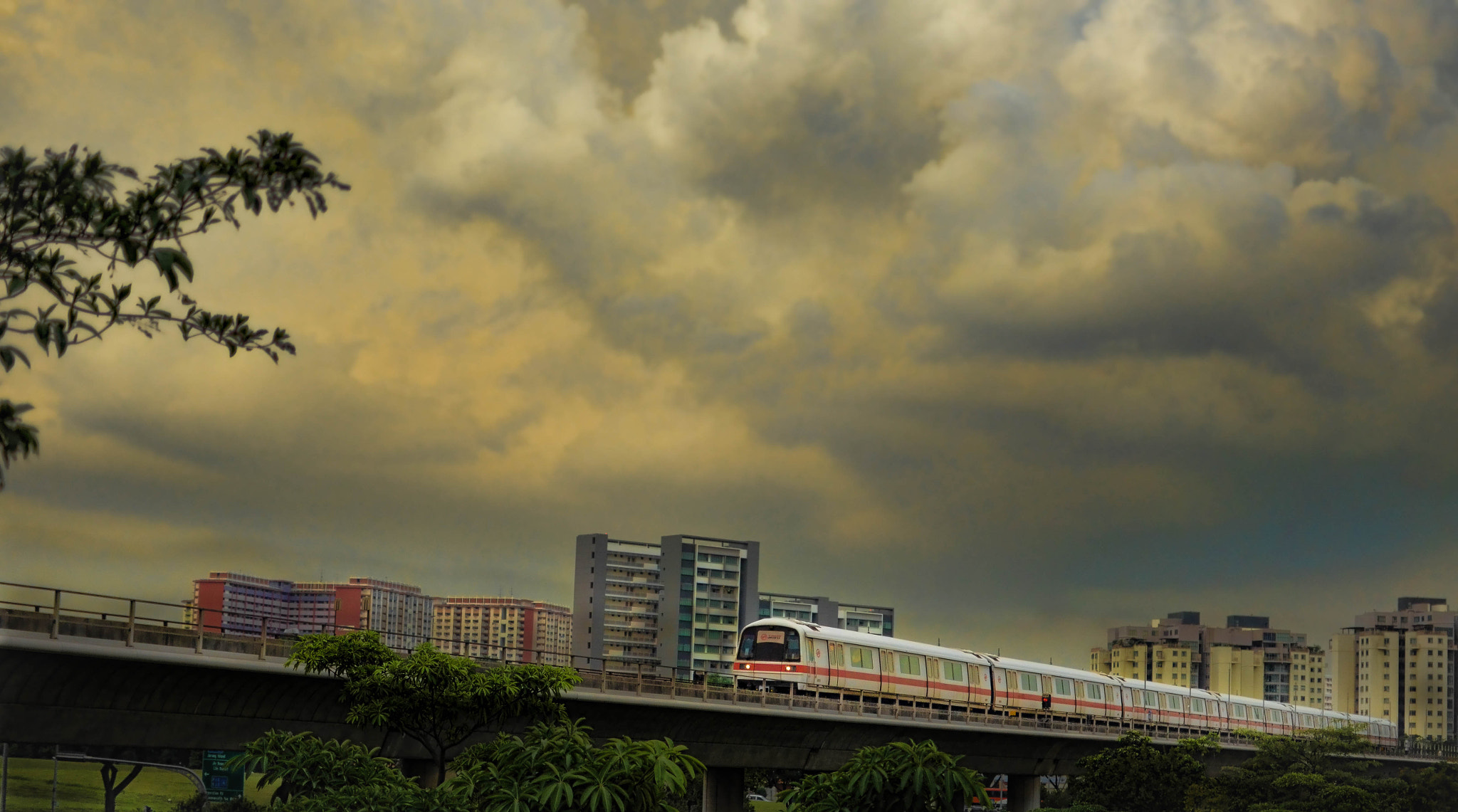 Photograph Chasing Clouds by Myint Mo Oo on 500px