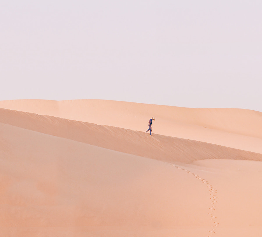 Dune Drifter by Joseph Chege on 500px.com