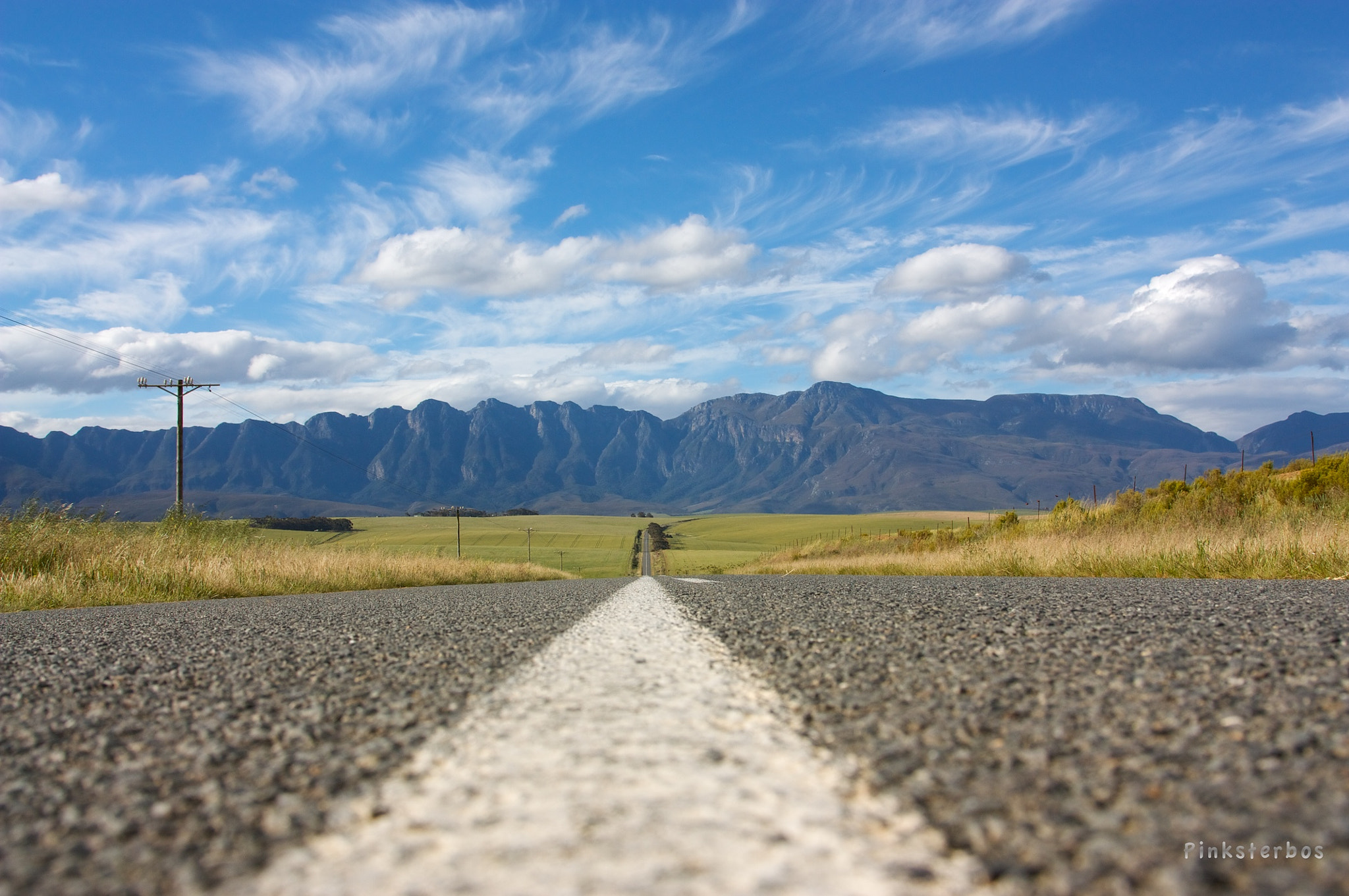 Photograph The Road Ahead by Familie Pinksterbos on 500px