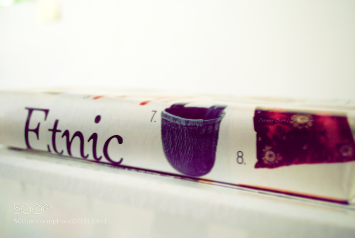Photograph #Etnic book by Patrícia  Bento on 500px