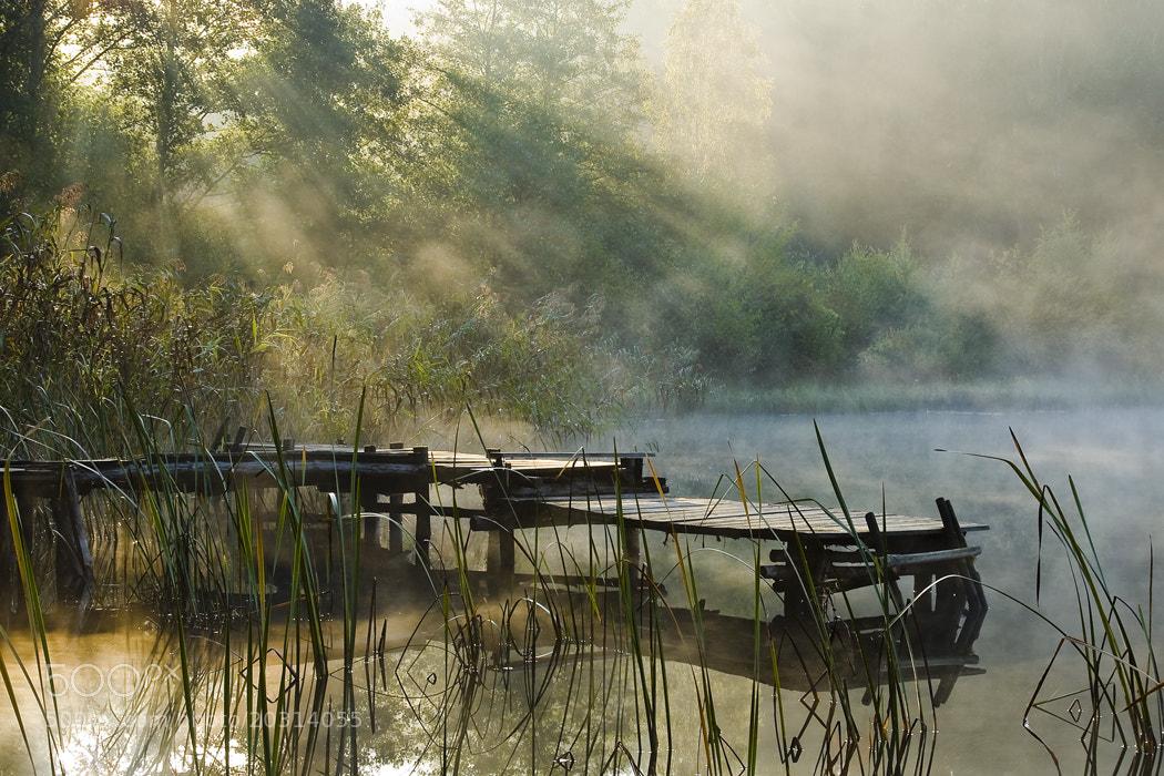 Photograph Upon the Pond by Leszek Paradowski on 500px