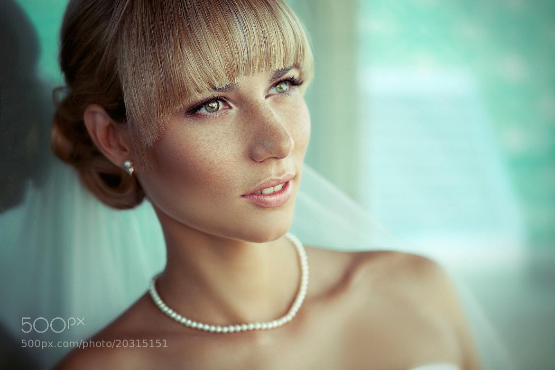 Photograph Bride by Dina Key on 500px