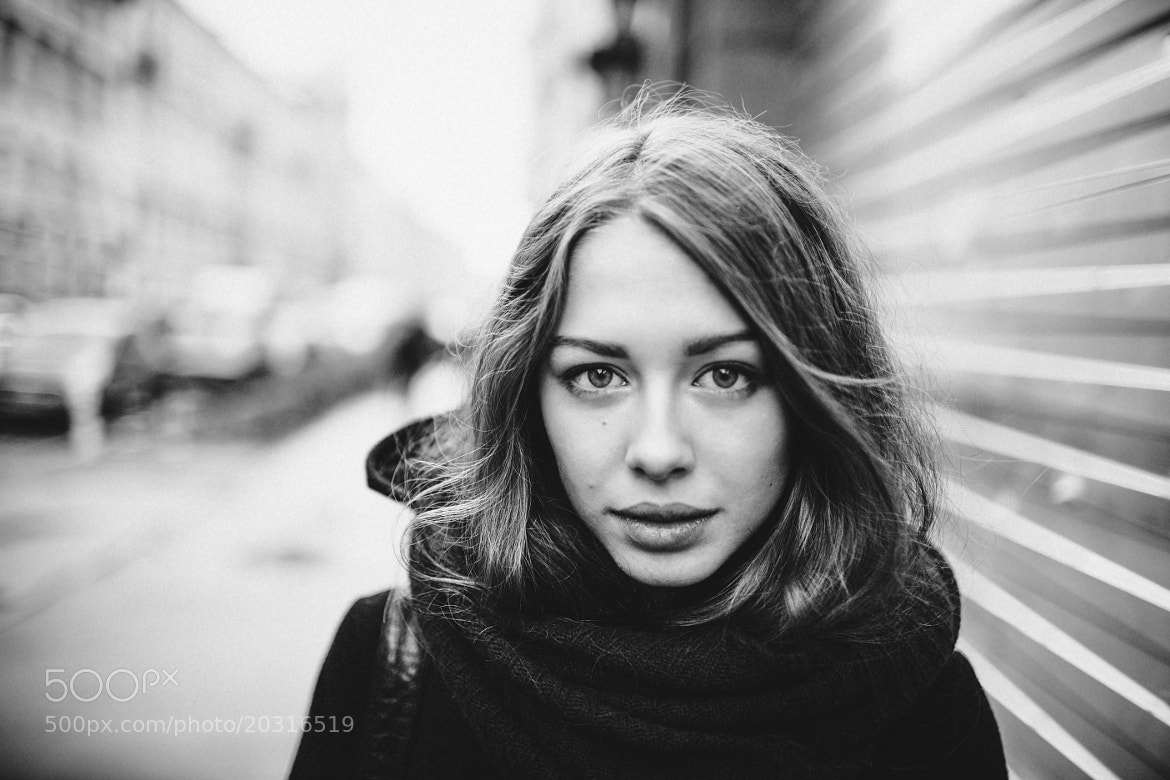 Photograph Sonya by Egor Kuzmin on 500px