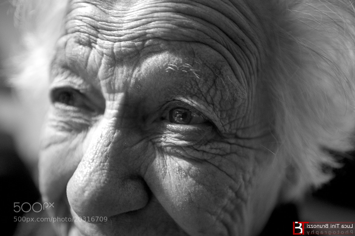 Photograph 93 years! by Luca Tini Brunozzi on 500px