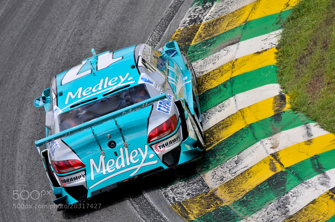 Photograph Barrichello by Fabio Davini on 500px