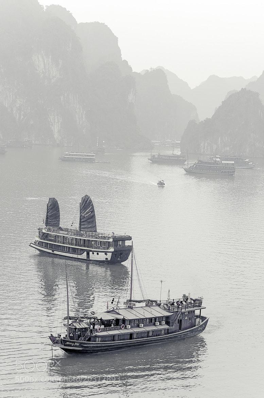 Photograph Ha Long Bay  by Jason Matthew Tye on 500px