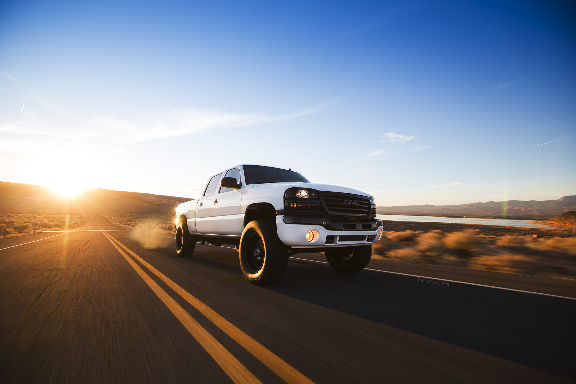 Photograph GMC Sierra by Transcendent Productions on 500px