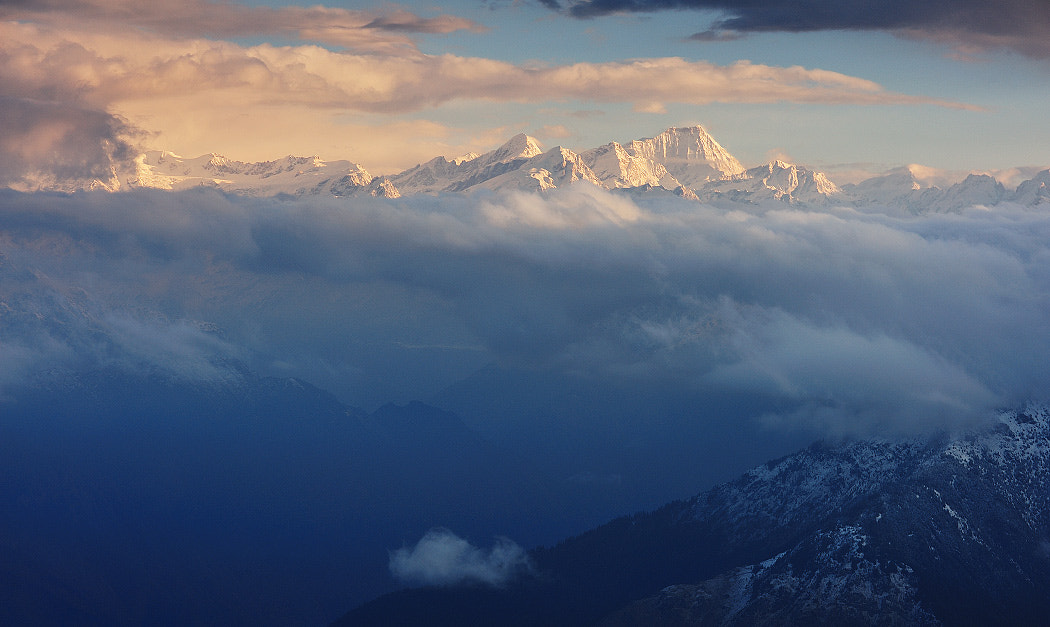 Photograph Himalaya - the place of the Gods by Dementievskiy Ivan on 500px