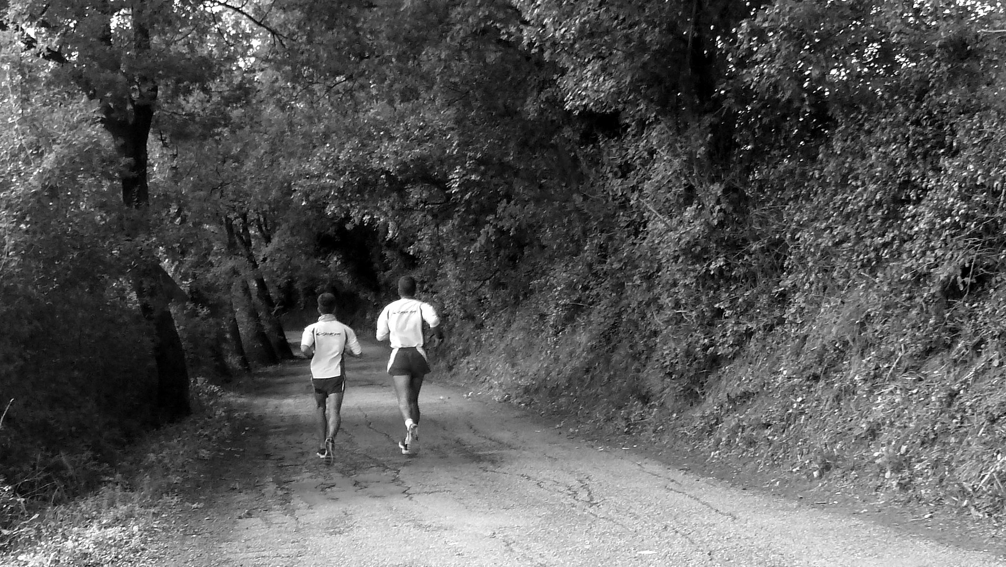 Photograph Runners by Ulderico Pontini on 500px