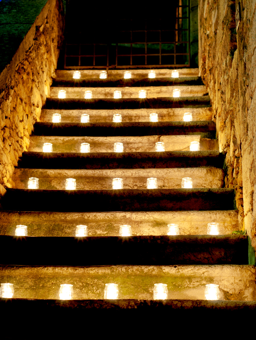 Photograph candle stair  by Jules Marragou on 500px