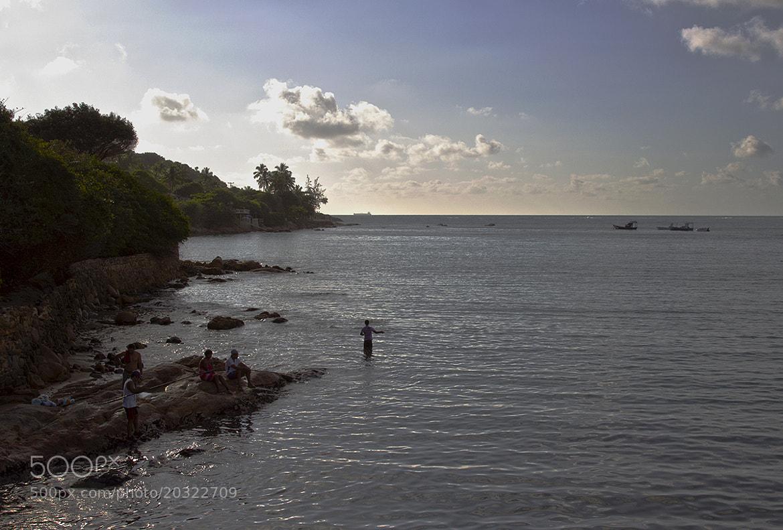 Photograph The fishermen in Paraiso beach by Pedro Corrêa on 500px