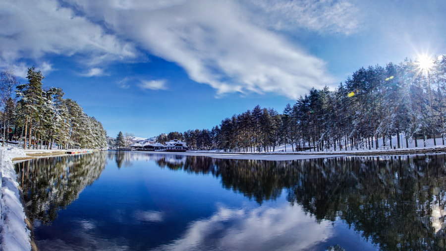 Zlatibor panorama by Vladimir Markovic on 500px.com
