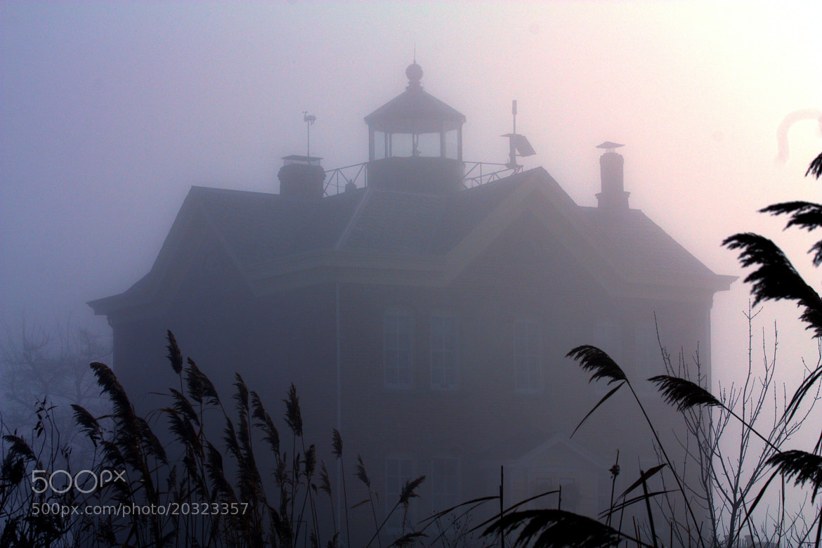 Photograph Lighthouse in the Fog by Keith Kopycinski on 500px