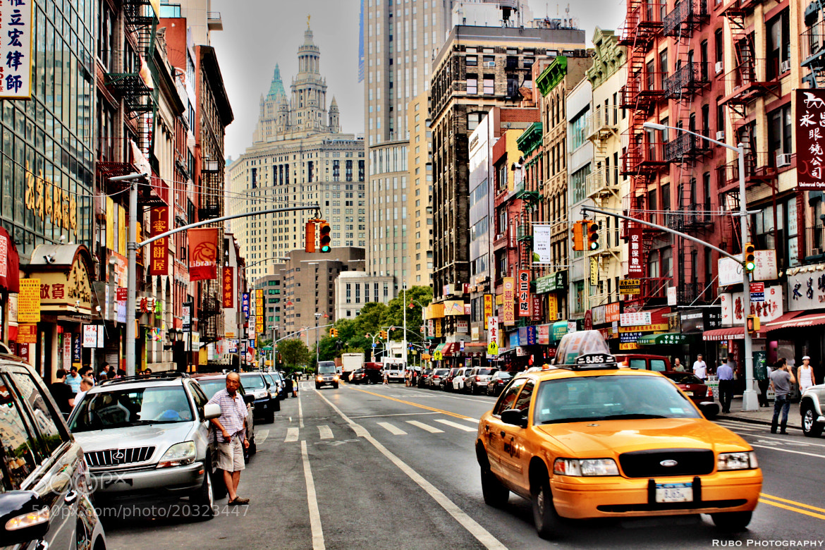 Photograph New York by Ruben Dominguez F on 500px