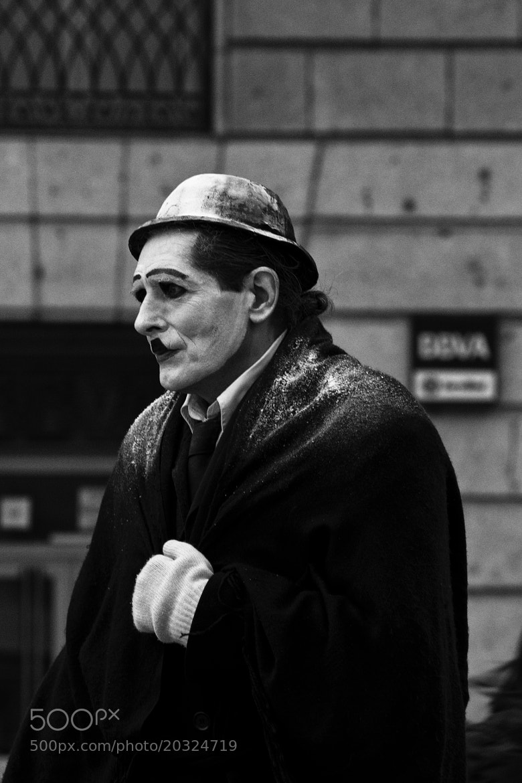 Photograph Sad man by Francisco  Moreno Martin on 500px