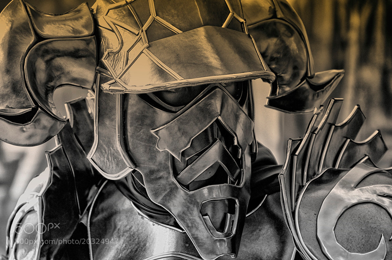 Photograph Iron man by Alex van der Lecq on 500px