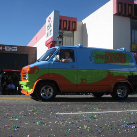 The Mystery Machine from, Canon POWERSHOT SD790 IS