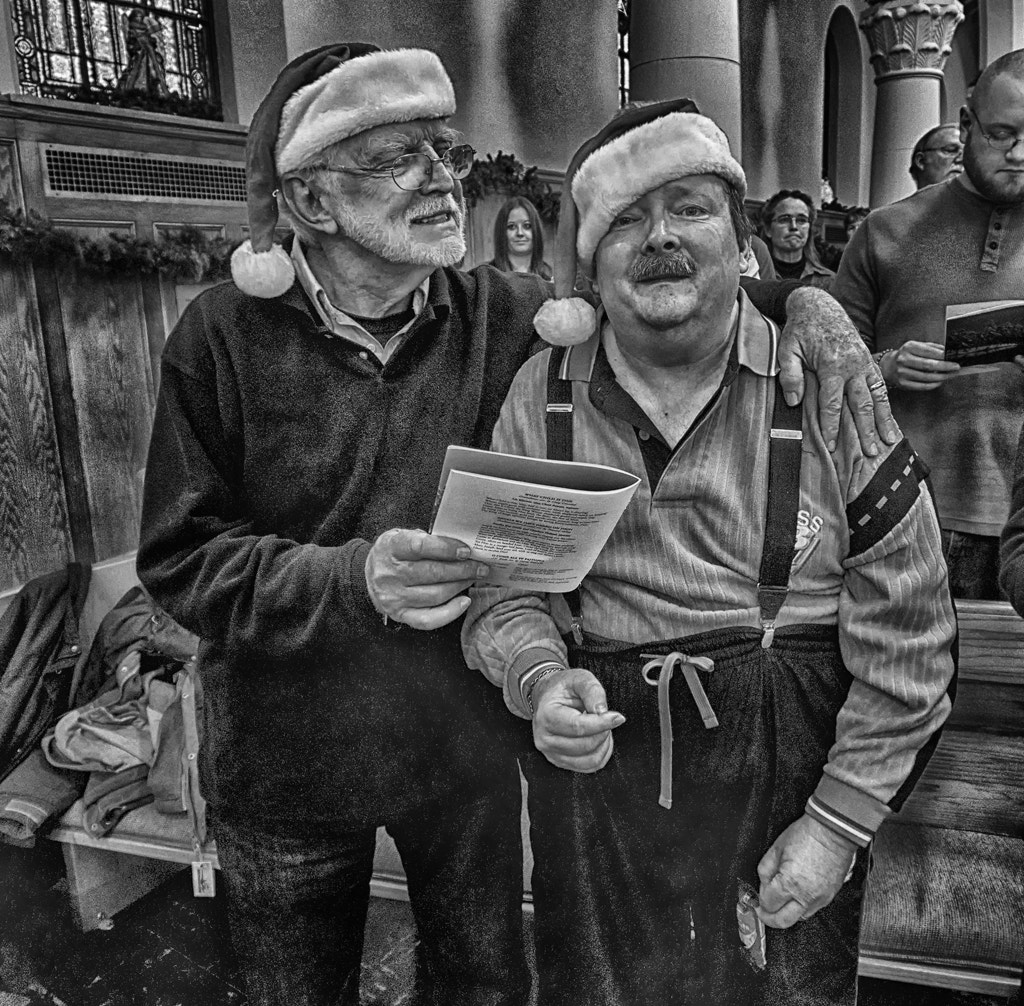 Photograph Merry Christmas Billy by Blindman shooting on 500px