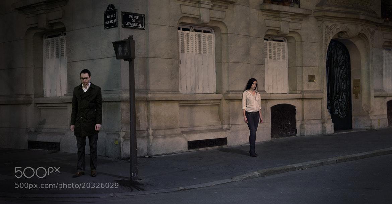 Photograph Lost in Paris by Julien Dumas on 500px