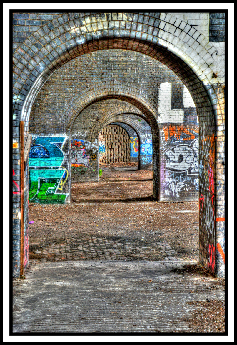 Photograph Arches by Simon Ede on 500px