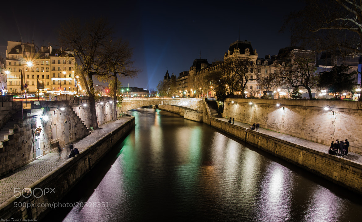 Photograph Sur Seine by Morgan Touch Photographie on 500px