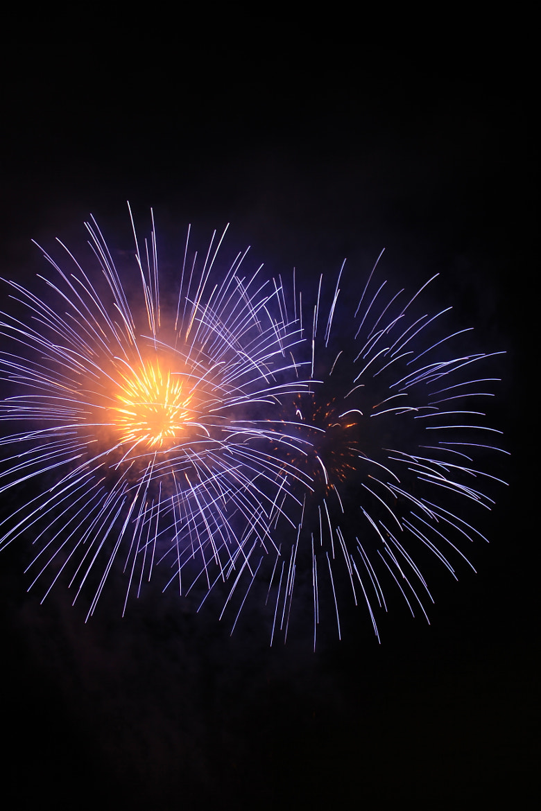 Photograph Fireworks by Christophe NEUVILLE on 500px