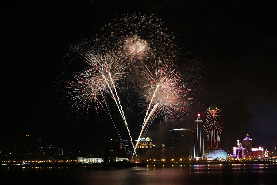 Photograph Firework3 by Zhu xiao ping on 500px