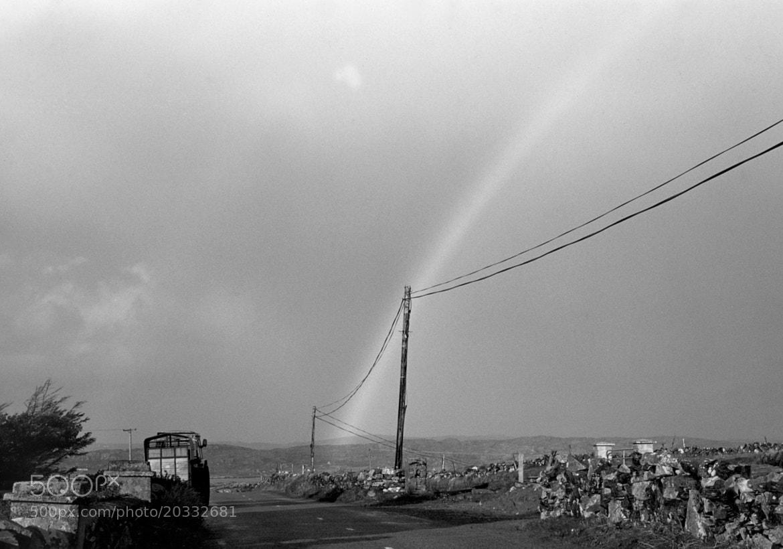 Photograph Rainbow in Ireland by Francisco  Moreno Martin on 500px