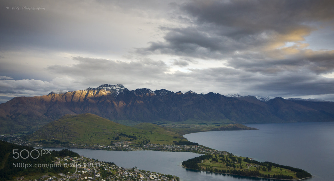 Photograph Queenstown by Guillaume Weber on 500px