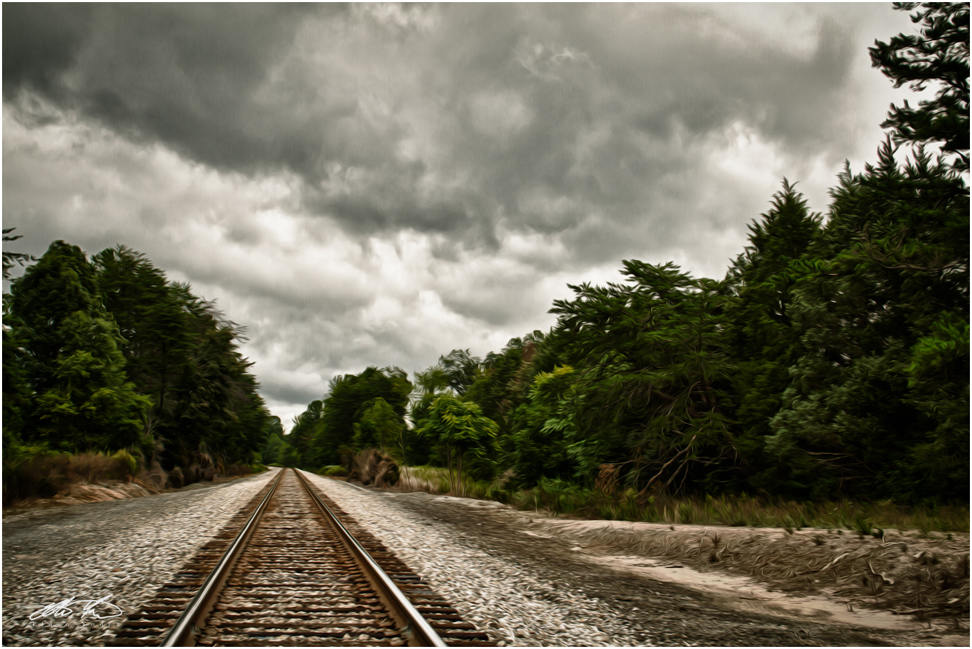 Photograph Straight Ahead... by Eldon Yoder on 500px