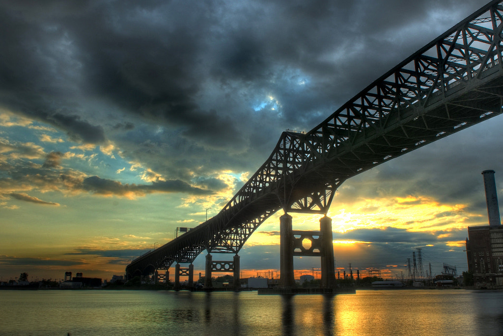 Photograph Skyway by Ben Ahhi on 500px