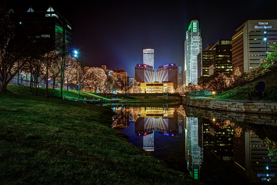 Omaha Reflections