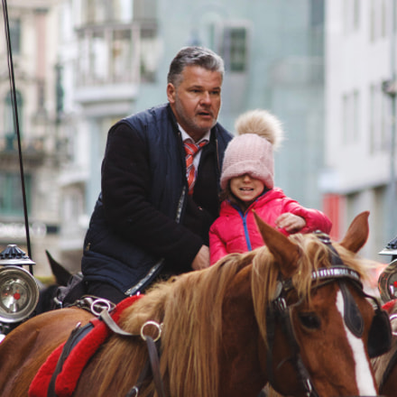 Horse-riding in Vienna, Canon EOS 50D, Canon EF 70-210mm f/4