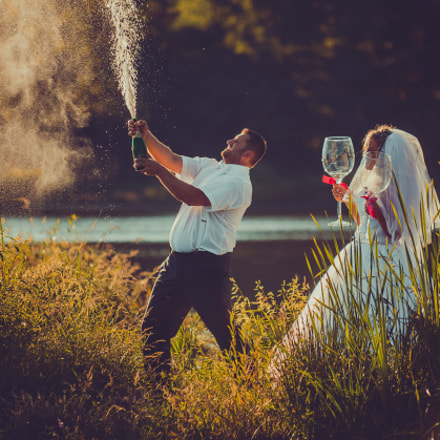 Wedding and Fishing IV, Canon EOS 6D, Canon EF 35-350mm f/3.5-5.6L
