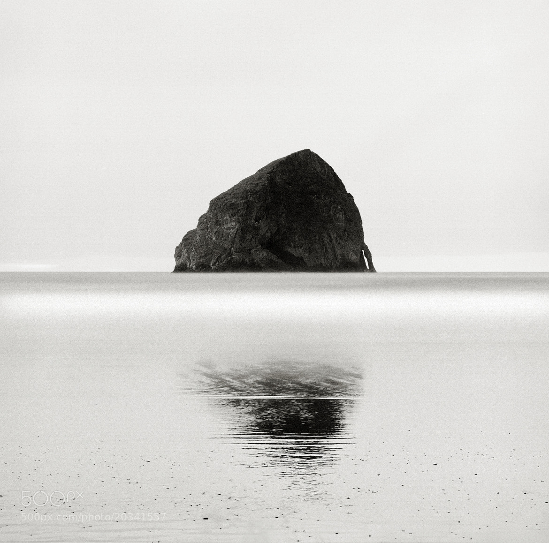 Photograph Haystack Rock, Oregon Coast by Austin Granger on 500px