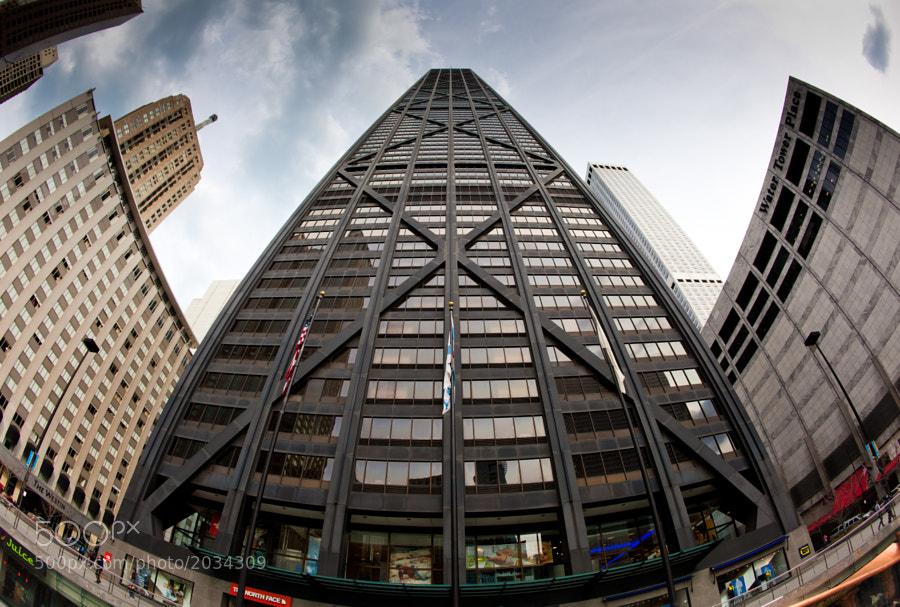 John Hancock Tower  Chicago
