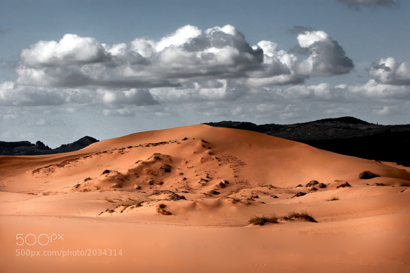 Photograph Clouds Over Dunes by Ken Ford on 500px