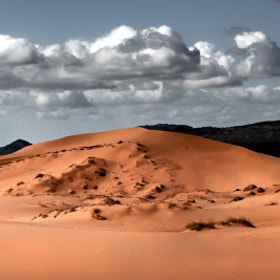 Clouds Over Dunes by Ken Ford (imagesoflight)) on 500px.com