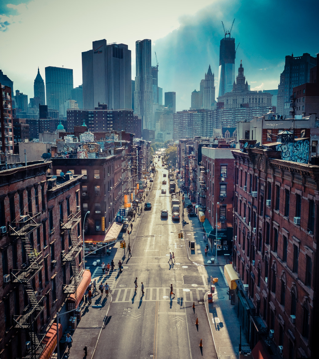 Photograph View From Manhattan Bridge by Paul Katcher on 500px