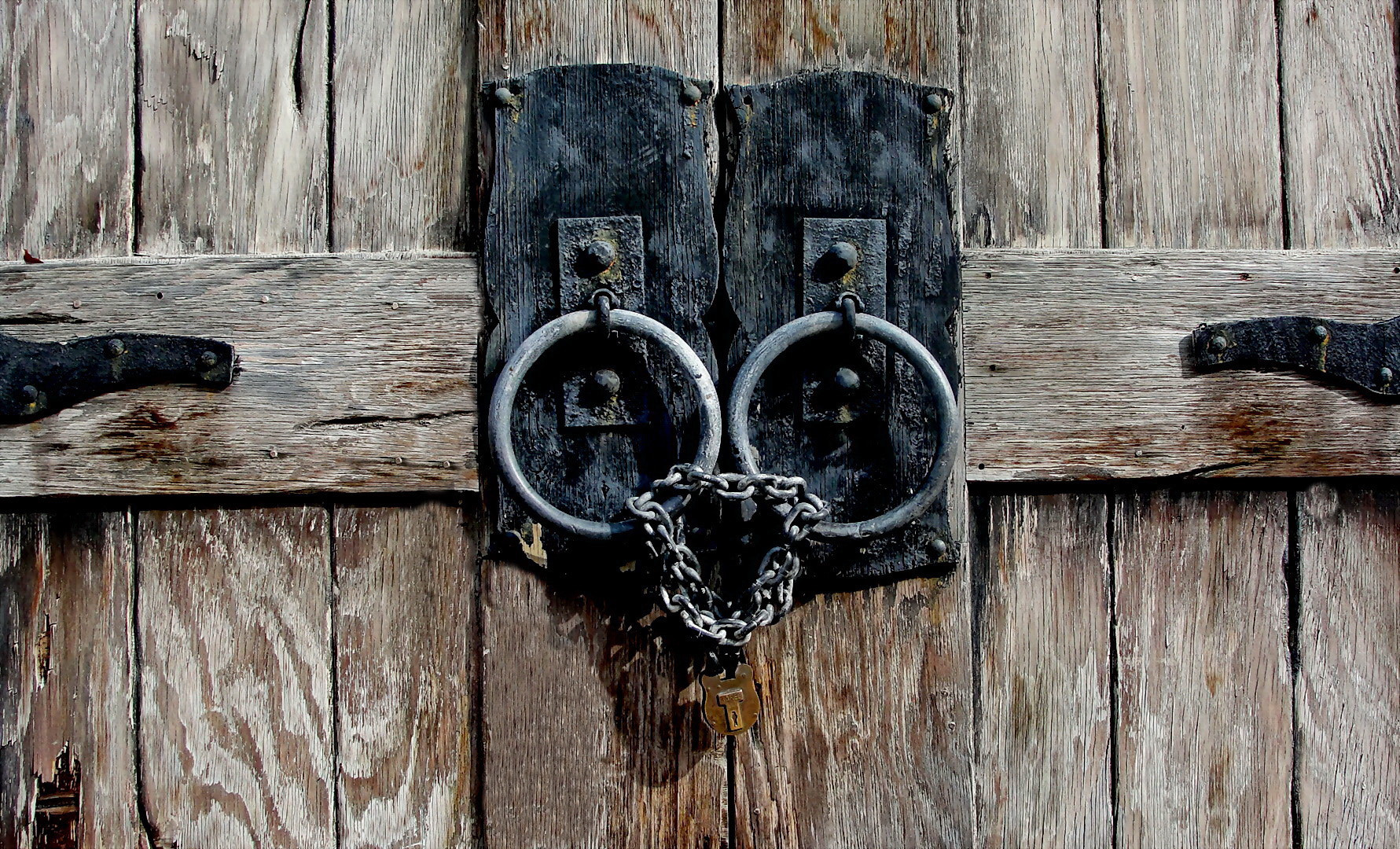 Photograph Security Lock by Barb Kennedy on 500px